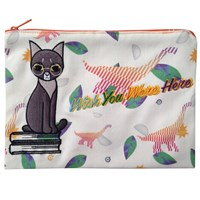 Supersweet X Moumi Wish You Were Here Clutch V.02 White