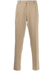 Z Zegna Tailored Straight Leg Trousers 60