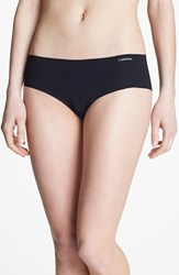 Women's Calvin Klein 'Invisibles' Hipster Briefs Black