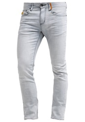 Superdry Slim Fit Jeans Dusted Grey Light Grey