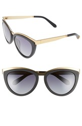 Women's Freida Rothman 'Daphne' 56Mm Cat Eye Sunglasses
