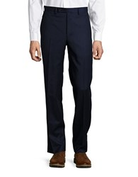 Lauren Ralph Lauren Straight Leg Wool Pants