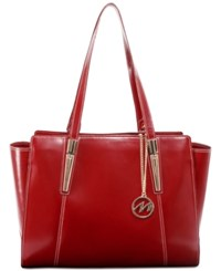 Mcklein Aldora Business Tote Red