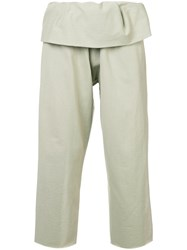 Osklen Rustic Orient Trousers Brown