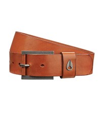 Nixon Brown Americana Ii Belt