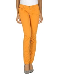 Unlimited Casual Pants Orange
