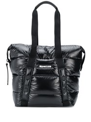 Moncler Marne Padded Tote White