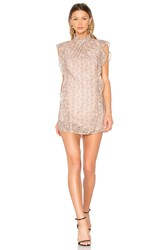 Marissa Webb Alaina Lace Dress Pink