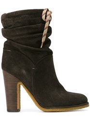 See By Chloe 'Jona' Slouch Boots Grey