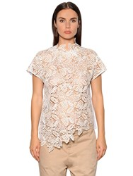 N 21 Macrame Lace Top