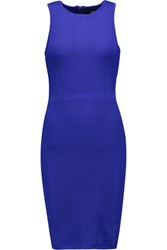 Line Kacey Open Knit Dress Royal Blue