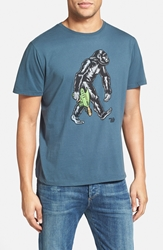 Ames Bros 'Space Ape' Graphic T Shirt Stargazer