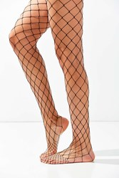 Urban Outfitters Extreme Fishnet Tight Black