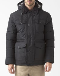 Element Black Autentech Tc Powler Waterproof Padded Parka