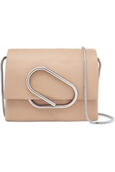 3.1 Phillip Lim Alix Micro Leather Shoulder Bag Sand