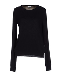 Ottod'ame Sweaters Black