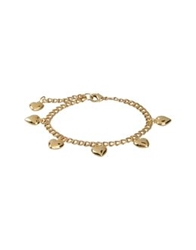 George J. Love Bracelets Gold