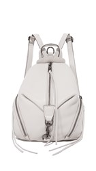 Rebecca Minkoff Medium Julian Backpack Putty