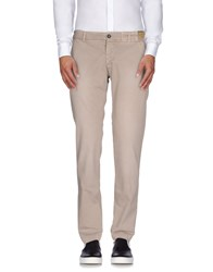 Monocrom Trousers Casual Trousers Men Dove Grey
