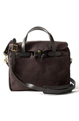 Men's Filson 'Original' Briefcase Brown
