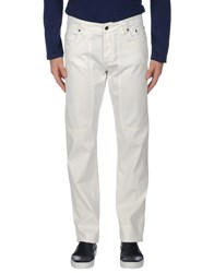 Jeckerson Trousers Casual Trousers Men White