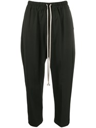 Rick Owens Cropped Fit Trousers 60