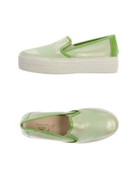 Le Crown Sneakers Light Green
