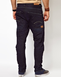G Star Jeans Type C 3D Loose Tapered Dark Aged Dkaged