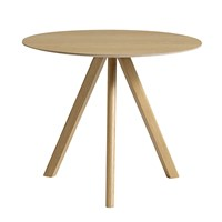 Hay Copenhague Round Table Oak Matt Lacquer