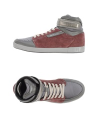 Momo Design Sneakers Maroon