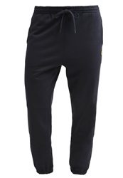 Lyle And Scott Tracksuit Bottoms New Navy Dark Blue