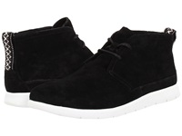 Ugg Freamon Black Suede Men's Lace Up Boots