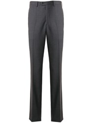 Brioni High Rise Tailored Trousers 60