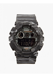 G Shock Grey Camo Gd 120Cm 8Er Watch