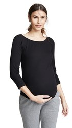 Hatch The Pia Top Black