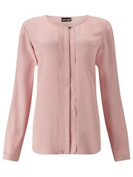 Gerry Weber Pleat Front Blouse Sorbet