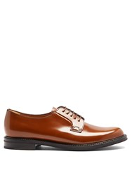 Church's Shannon 2 Leather Derby Shoes Dark Brown