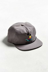 Coal Watering Hole Baseball Hat Grey