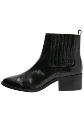 Pieces Psdusty Ankle Boots Black
