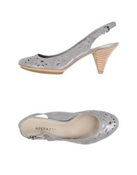 Apepazza Pumps Grey