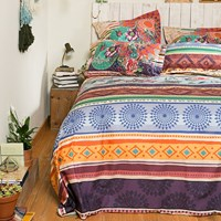 Desigual Tribal Galactic Duvet Cover King