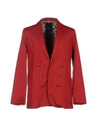 That's It Suits And Jackets Blazers Men Red
