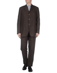 Pull Pal Zileri Suits Dark Brown