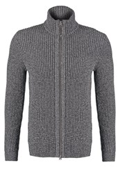 Marc O'polo Cardigan Dark Grey Melange Anthracite