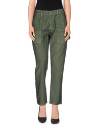 Citizens Of Humanity Citizen Of Humanity By Jerome Dahan Casual Pants Military Green
