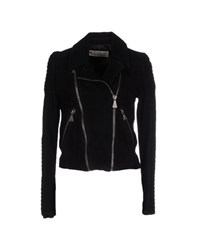 Roy Rogers Roy Roger's Coats And Jackets Jackets Women Black