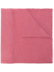 Faliero Sarti Andriel Scarf Pink And Purple