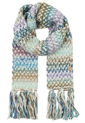 Barts Nicole Scarf Oyster White