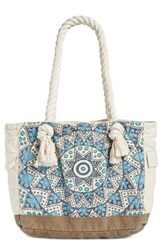 Billabong Canvas Beach Tote