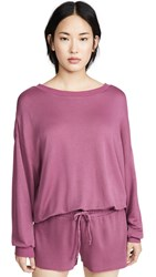 Honeydew Intimates Fall Forever Lounge Sweater Radiant